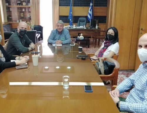 Συνεργασία Επιμελητηρίου και Περιφέρειας για την προώθηση του τουρισμού της Εύβοιας