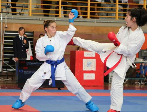 Το Πανελλήνιο Πρωτάθλημα ΚΑΡΑΤΕ στην Χαλκίδα