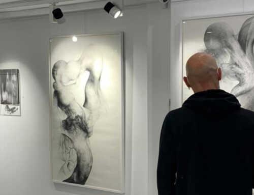 Η Χαλκιδέα ζωγράφος Σωτηρία Αλεβίζου σε ομαδική έκθεση στον Τεχνοχώρο στην Ακρόπολη